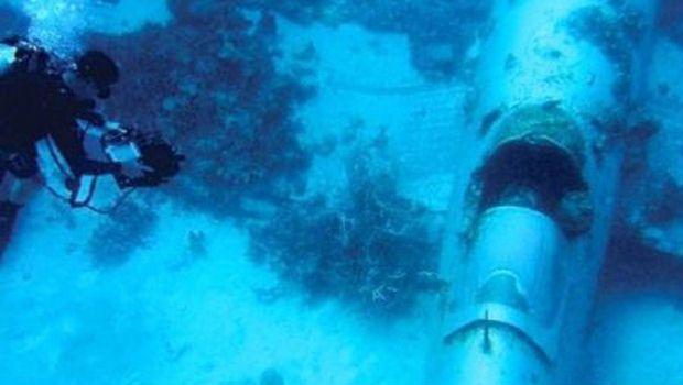 Pesawat Tempur Perang Dunia II Ditemukan
