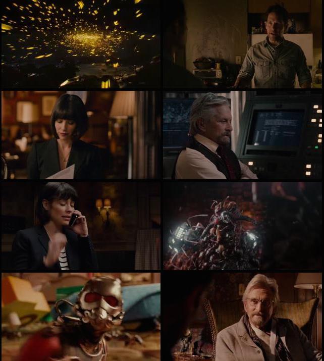 Ant Man 2015 English BluRay 720p