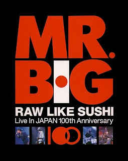 Mr. Big – Raw Like Sushi (2012)
