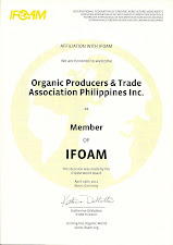 OPTA IS A PROUD MEMBER OF IFOAM