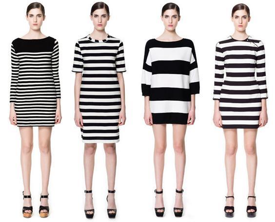 Resultado de imagen para rayas horizontales prendas