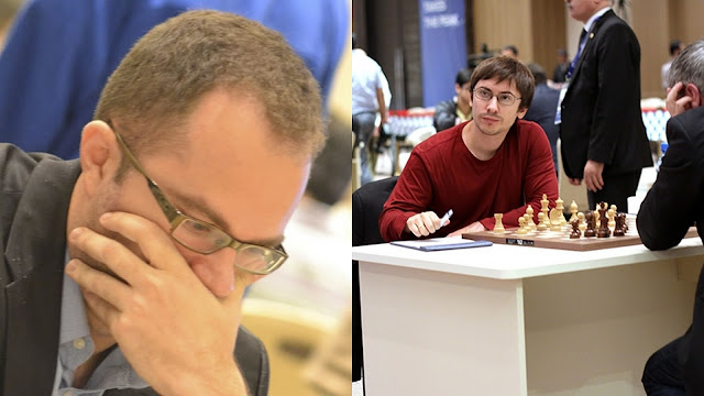 Copa del Mundo de Ajedrez - Pavel Eljanov - Dmitry Jakovenko
