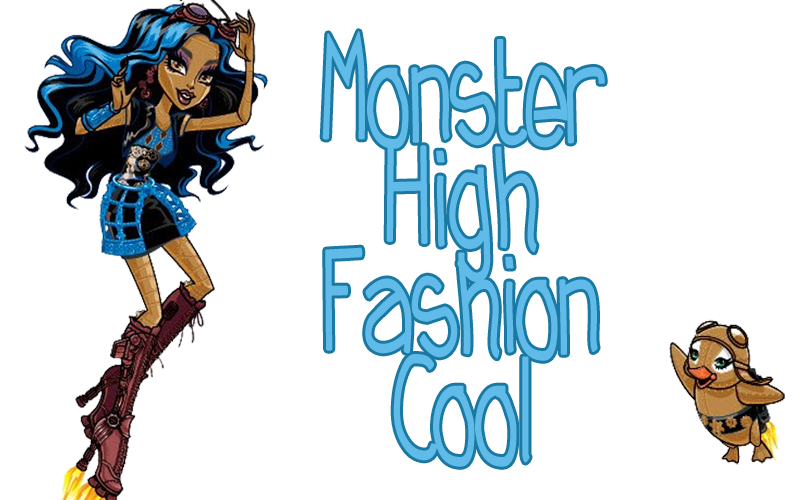 Monster High Fashion Cool