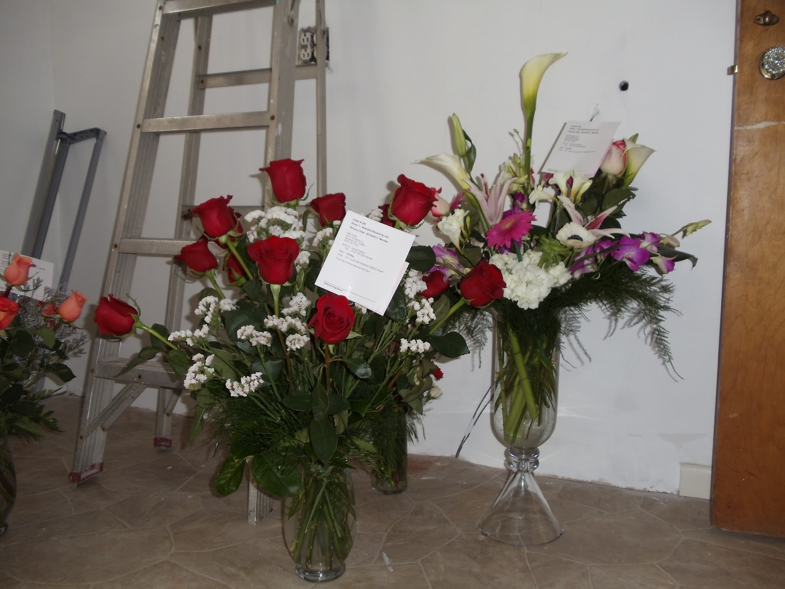 Valentines day flowers beautiful blooms by jen valentines day flowers izmirmasajfo