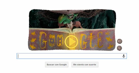 LA FIESTA DE HALLOWEEN Google