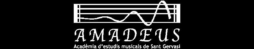 AMADEUS - Acadèmia d'Estudis Musicals de Sant Gervasi