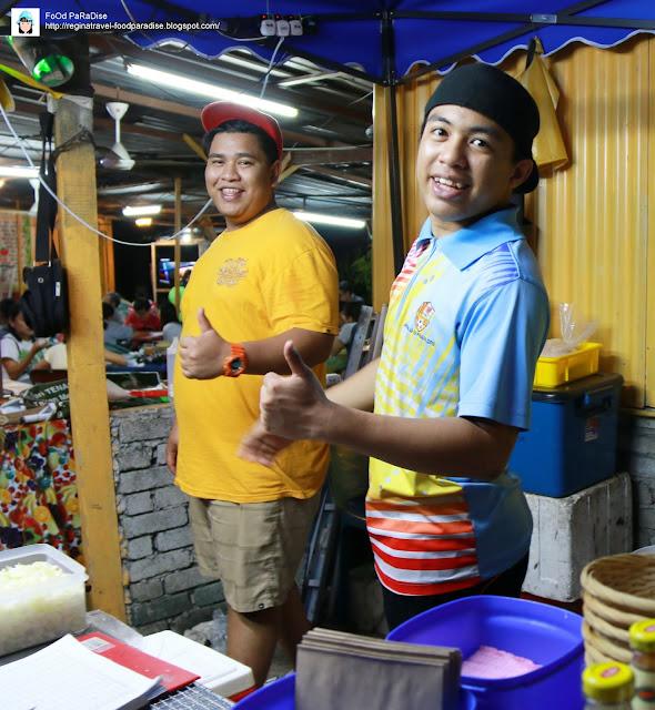 Coc Spoof Burger Penang