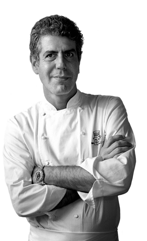 Kitchen Confidential: Chef Anthony Bourdain | Les Bons Viveurs (L.B.V.)