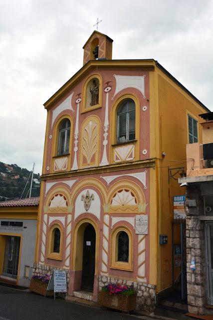 Villefranche sur Mer Cocteau Chapel