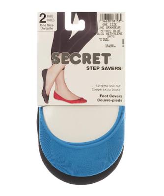 couvre-pieds Step Savers de Secret