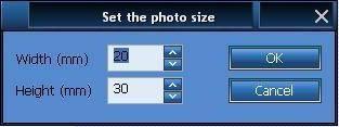 cara cetak foto ukuran 2x3,3x4,4x6