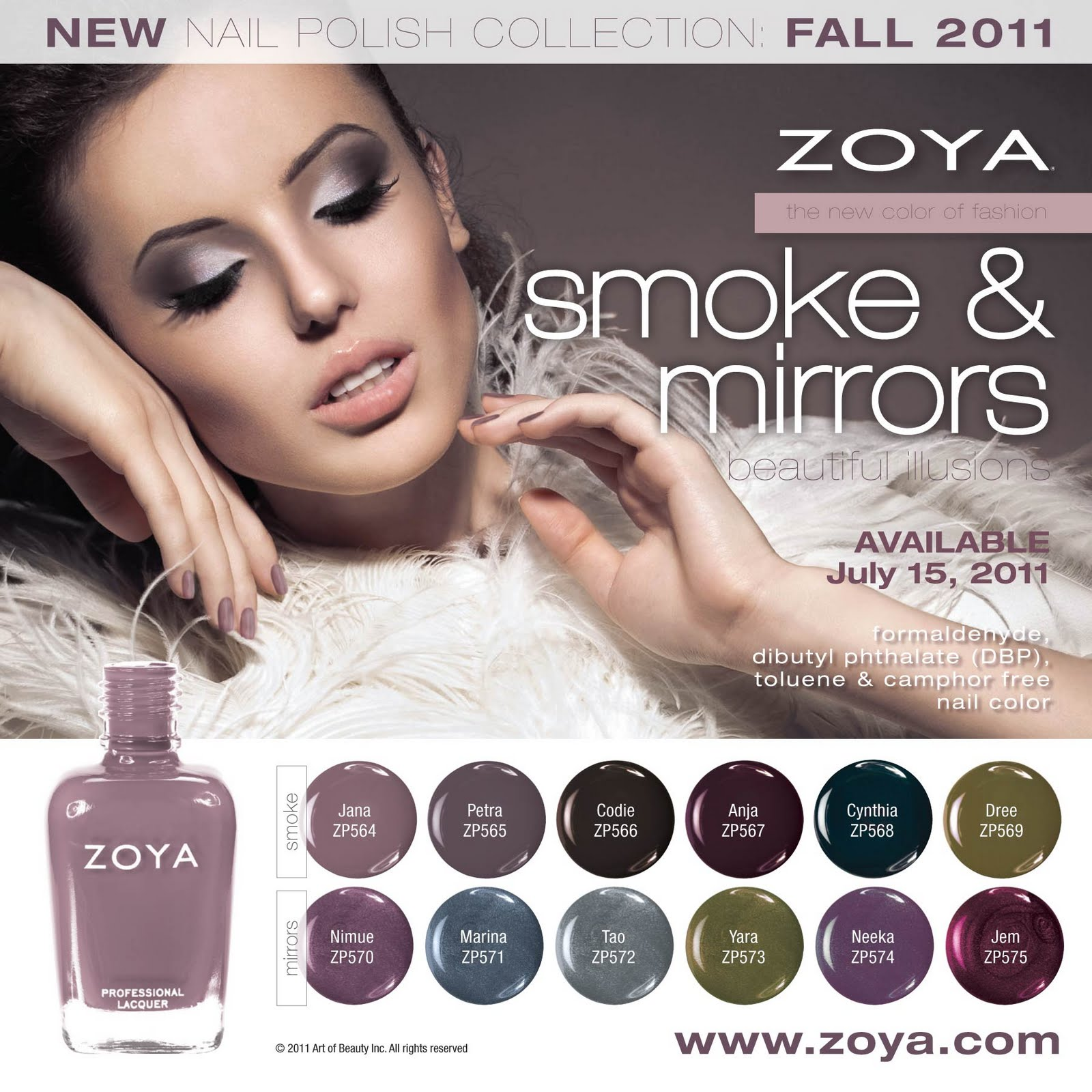 CANDY COATED TIPS: Fall 201: Smoke and Mirrors ...beautiful illusions