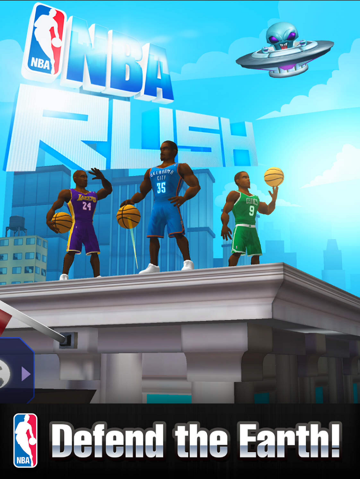 NBA Rush App iTunes App By RenRen Games USA - FreeApps.ws