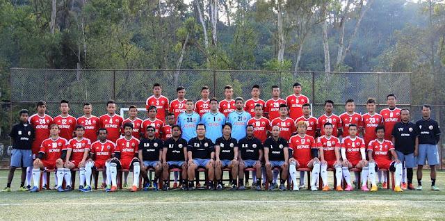 Shillong Lajong FC - Hero i-League 2015-16