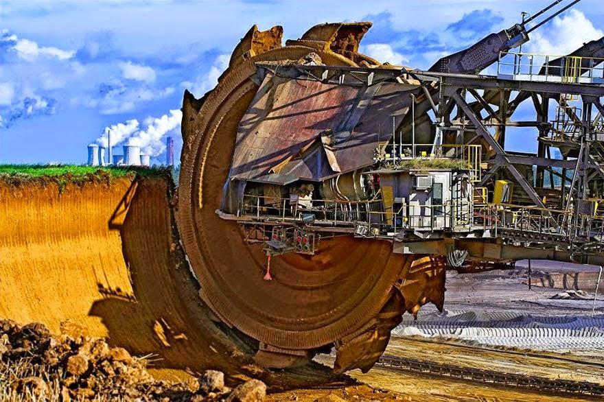 Excavator terbesar di dunia, Bagger 288
