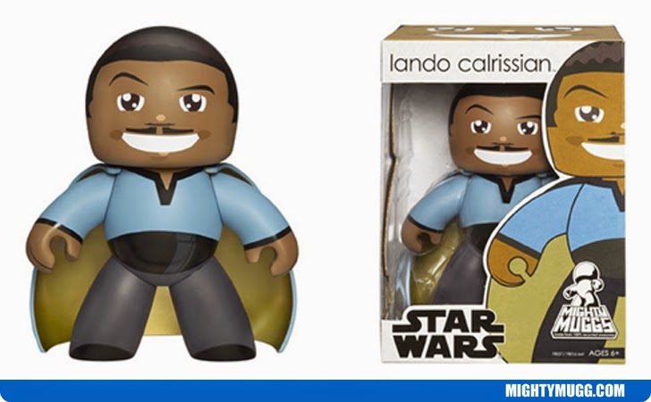 Lando Calrissian Star Wars Mighty Muggs Wave 3
