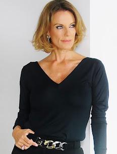 Nequi Galotti, una de las mujeres más elegantes de Argentina.