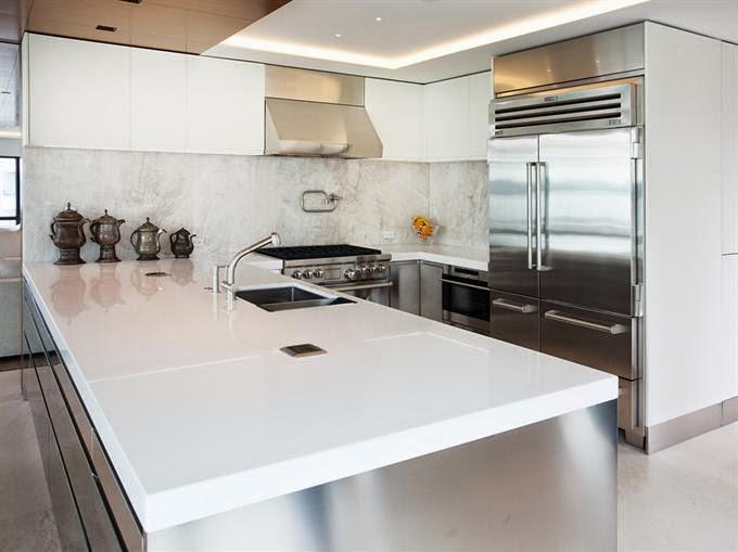 detalles de una cocina de estilo industrial cocinas con