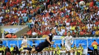 Tops 10 des buts de la coupe de monde 2014