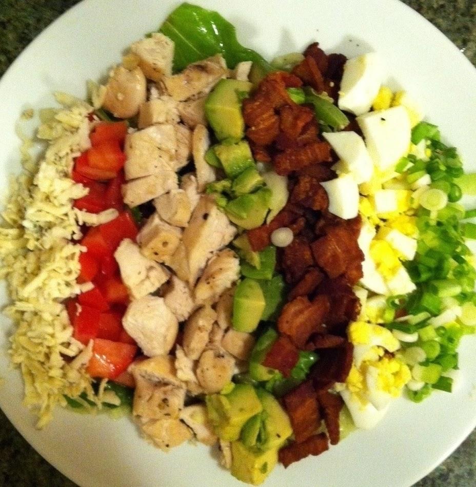 crumble.: The Original Cobb Salad