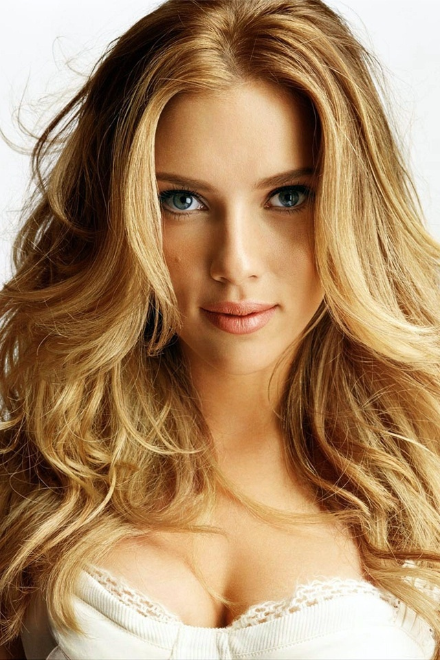 #1 Scarlett Johanssen from The Avengers