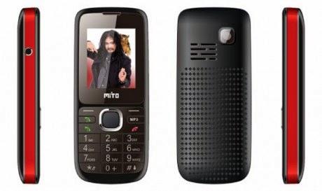 Harga Dan Spesifikasi Mito 238 Edition Terbaru, Dual-SIM GSM Tercanggih