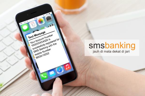 Cara SMS Banking Bank Mandiri (Transfer, Cek Saldo, Pembayaran)