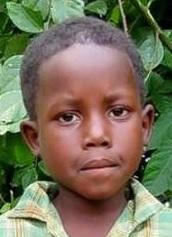 Amina - Uganda (UG-641), Age 4