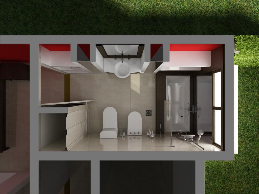 Iu arquitectura y dise o ba o en suite ampliaci n casa - En vano o en bano ...
