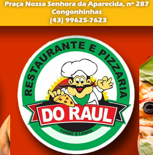 Pizzaria do Raul - Congonhinhas