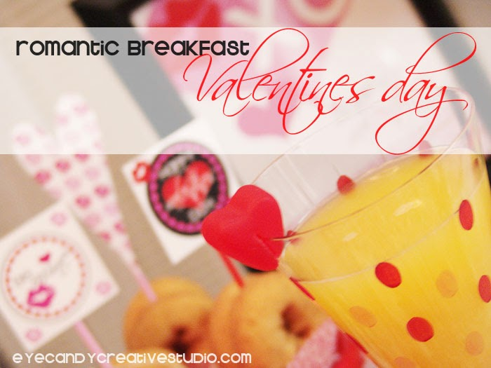 romantic valentines day breakfast, breakfast ideas