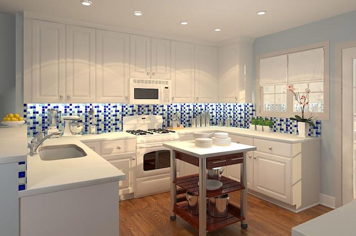 Domestically dobson main floor wishlist for Nautical kitchen backsplash
