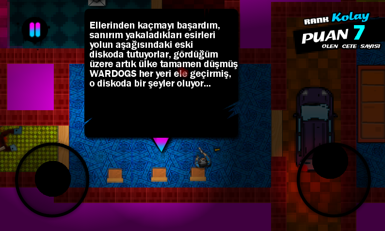 Türk Oyunu ''İntikamcı Başlangıç'' Android İçin Yayınlandı
