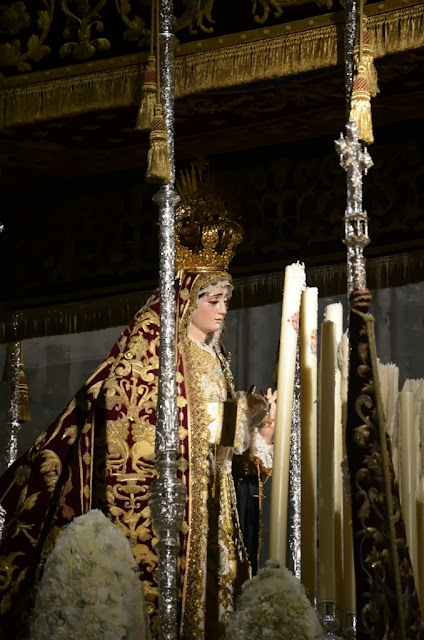 María Santísima de la Victoria - Sevilla