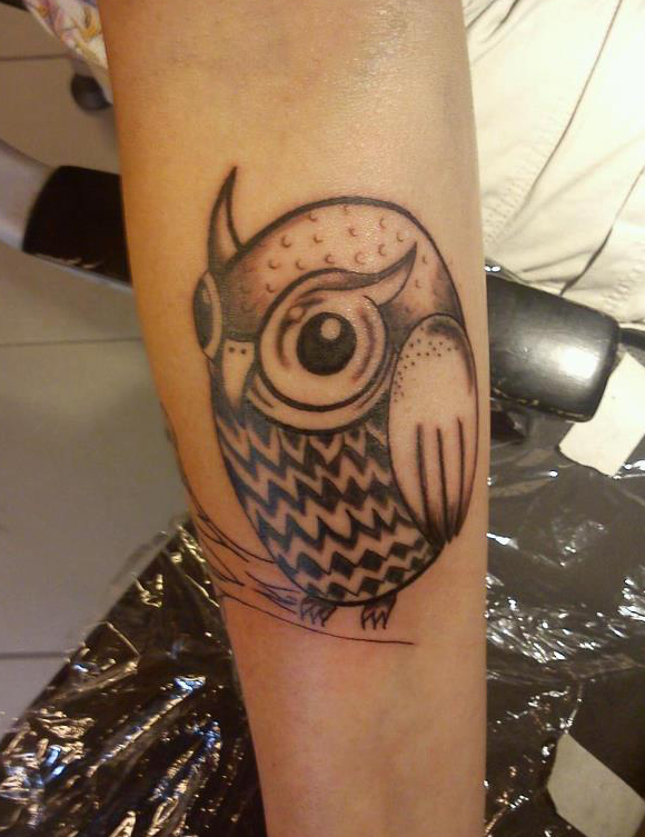 tatueringar barn