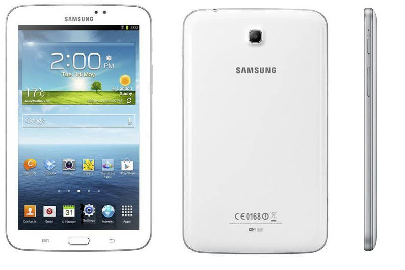 Android Samsung Tablet Capital Letters After Period Galaxy Tab A