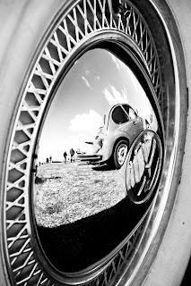 Volkswagen beetle hub caps