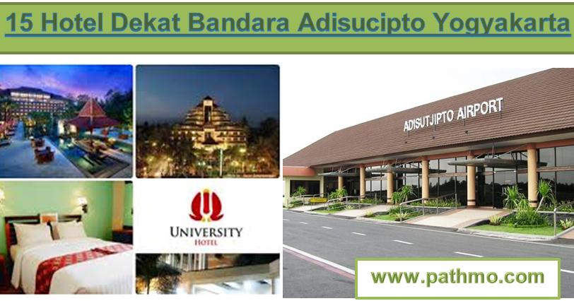 15 Hotel Dekat Bandara Adisucipto Yogyakarta1