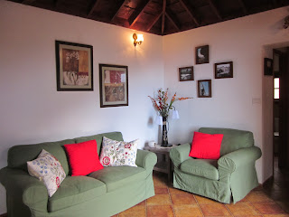 Country house sleeps 3 people Garafia, La Palma