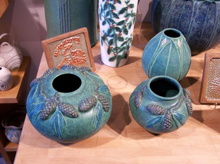 Brizel Handcrafts Michigan Finds Pewabic Pottery Museum