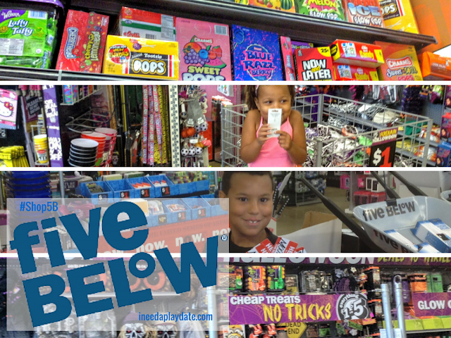 Five Below, Shopping Spree at the Yes Store with a Tween
