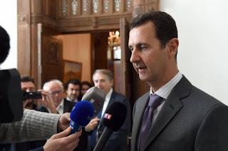 Άσαντ:o Bλαδίμηρος Πούτιν είναι παγκοσμίως ο μόνος υπερασπιστής του χριστιανικού πολιτισμού