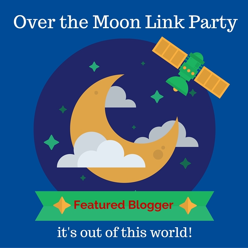 Over the Moon Featured Blogger
