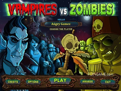 Vampires vs Zombies Full MediaFire