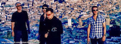 Couverture facebook u2