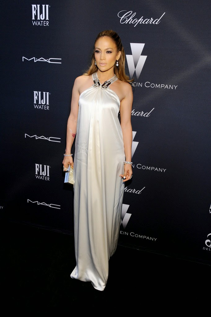 Singer, Actress: Jennifer Lopez - The Weinstein Company's Academy Awards Nominees Dinner in LA
