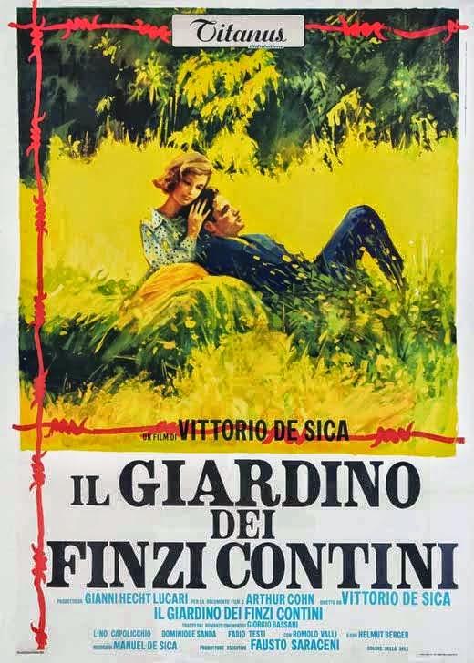 La historia desde el cine el jard n de los finzi contini - El jardin de los finzi contini ...