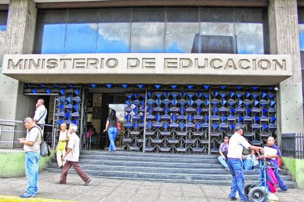 PRONTO EL MINISTERIO DE EDUCACION