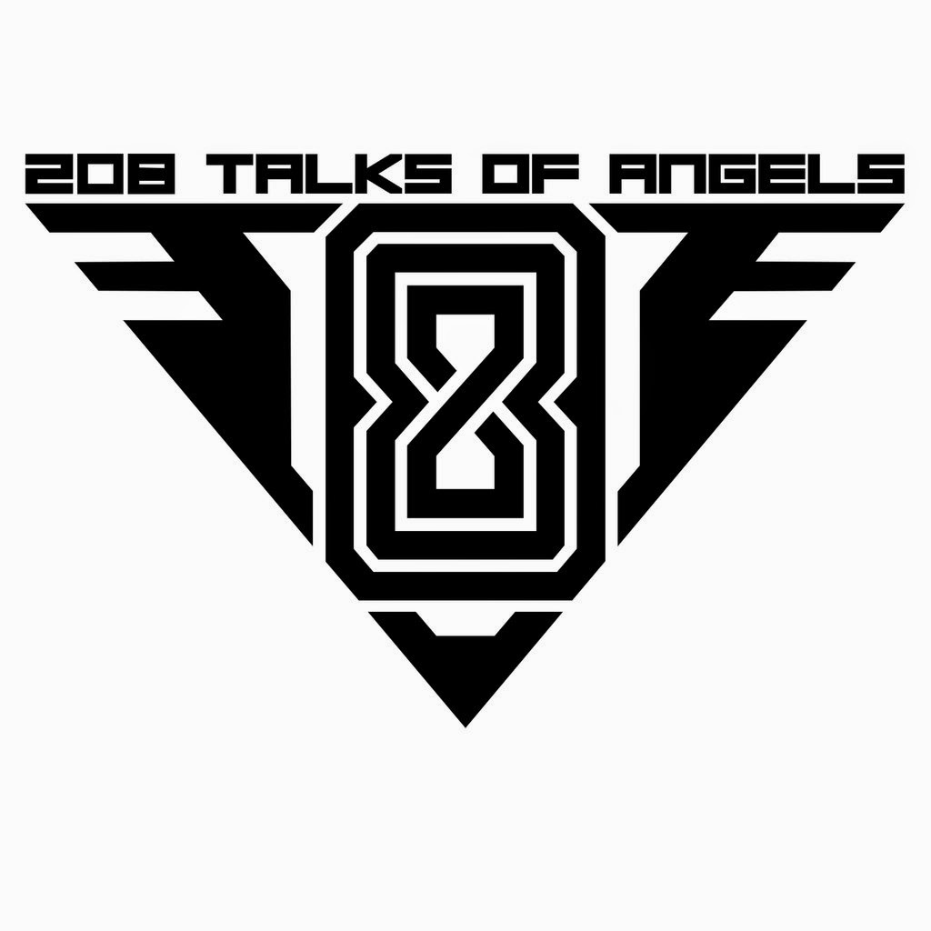 208 Talks of angels - triangle logo