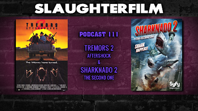 Tremors 2 Sharknado 2